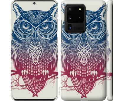 Чехол Сова 2 для Samsung Galaxy S20 Ultra