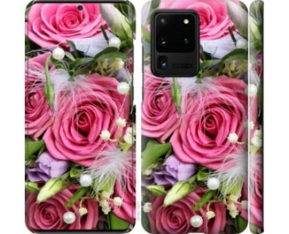 Чехол Нежность для Samsung Galaxy S20 Ultra