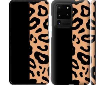 Чехол Пятна леопарда для Samsung Galaxy S20 Ultra