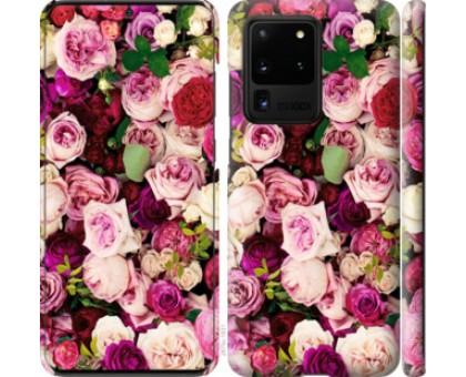 Чехол Розы и пионы для Samsung Galaxy S20 Ultra