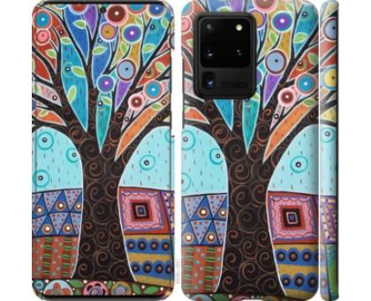 Чехол Арт-дерево для Samsung Galaxy S20 Ultra
