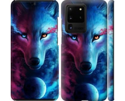 Чехол Арт-волк для Samsung Galaxy S20 Ultra