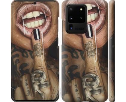 Чехол Swag-girl для Samsung Galaxy S20 Ultra