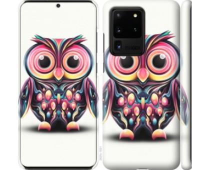 Чехол Сова v3 для Samsung Galaxy S20 Ultra