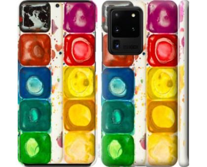 Чехол Палитра красок для Samsung Galaxy S20 Ultra