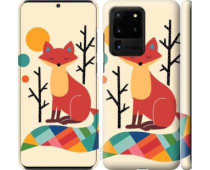 Чехол Rainbow fox для Samsung Galaxy S20 Ultra