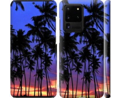 Чехол Пальмы для Samsung Galaxy S20 Ultra