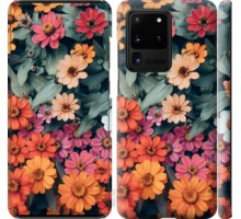 Чехол Beauty flowers для Samsung Galaxy S20 Ultra