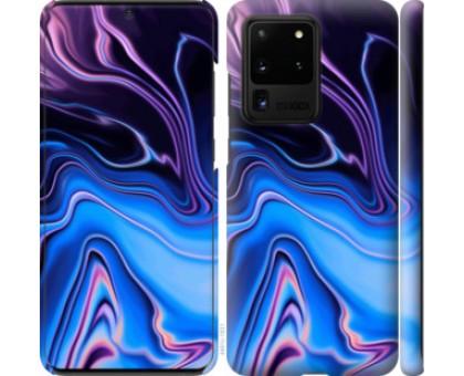 Чехол Узор воды для Samsung Galaxy S20 Ultra