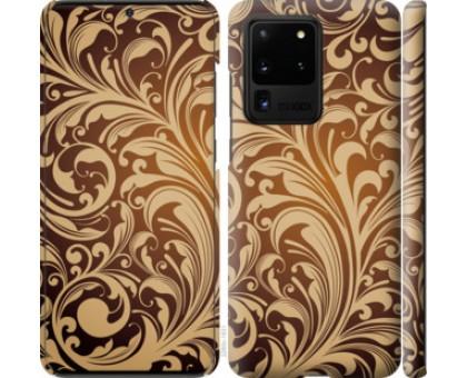 Чехол Растительный узор для Samsung Galaxy S20 Ultra