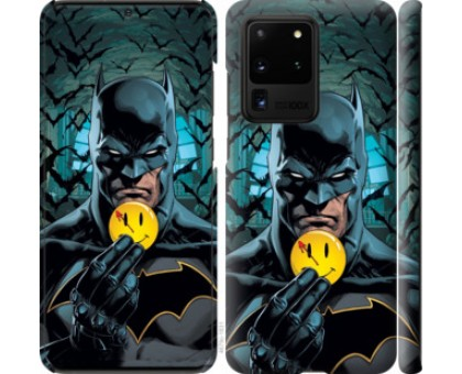 Чехол Бэтмен 2 для Samsung Galaxy S20 Ultra